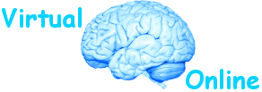 Virtual Brain Online Logo